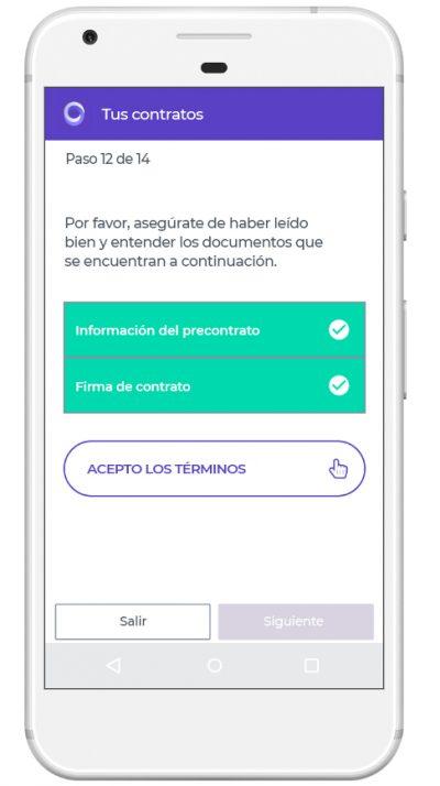 Paso 5 - Abrir una nueva cuenta bancaria online o mediante un dispositivo móvil