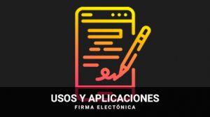 Firma Electrónica para nuevas contrataciones
